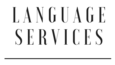 Language-services